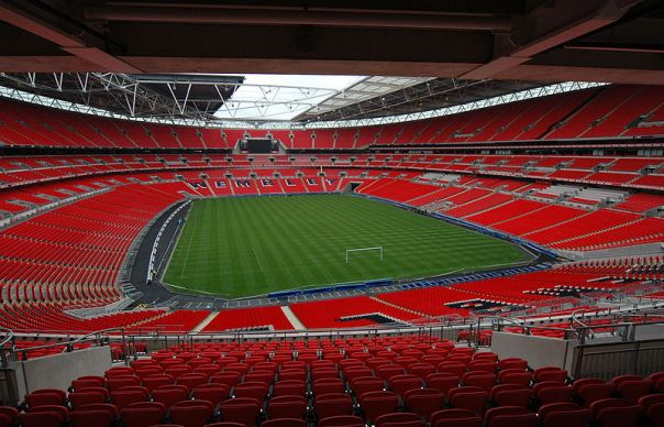 Wembley Stadium, The Bucket List